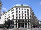 Adolf Loos: Sídlo Raiffeisen Bank ve Vídni