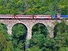 Žampašský viadukt a Posázavský pacifik