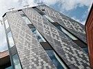Ukázka současné architektury z Lotyšska