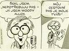 Z komiksu V k�i Woodyho Allena