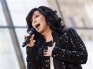 Zpěvačka Cher (23. září 2013)