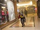 �tok islamist� na n�kupn� centrum v ke�sk�m hlavn�m m�st� Nairobi. (21. z���