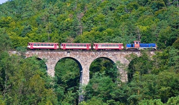 �ampa�ský viadukt a Posázavský pacifik