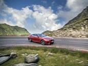 BMW M6 na cest� do Rumunska