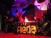 Nová podoba hudebního klubu Fléda.
