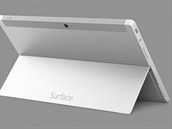 Z nového Surfacu 2 zmizelo logo Microsoftu. Nahradil jej nápis Surface.