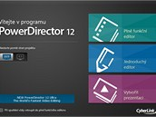 PowerDirector 12