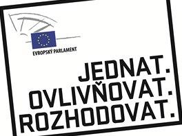 Logo první části kampaně, kterou připravil Evropský parlament. Má přitáhnout