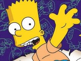 Bart Simpson 1 (obálka)
