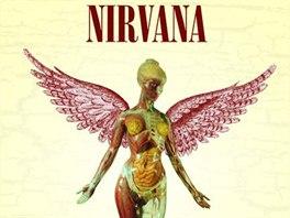Obal desky In Utero od kapely Nirvana.