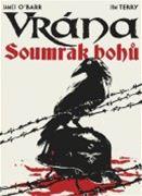 Vrána - Soumrak bohů (obálka speciálního vydání)
