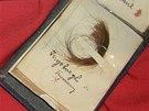 Z výstavy O historii nejstaršího řemesla