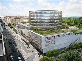 Palác Stromovka Budova má být podle plánu dokončena v prvním čtvrtletí roku...