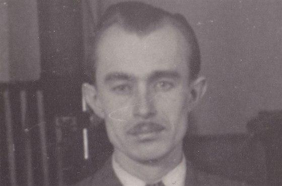 Adolf Linka po v�lce.