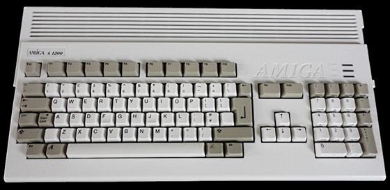 Počítač Amiga