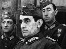 Velitelem Modré divize byl Agustín Muñoz Grandes, kterého později...