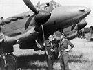 Bombard�r Petjakov Pe-2 v �s. pov�le�n�m letectvu