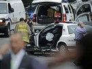 Podle svědků střelbě předcházela automobilová honička s policií (3. září)