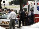 Při incidentu byl zraněn i jeden policista (3. září)