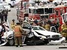 Jeden policista byl zraněn, podle bezpečnostních složek nešlo o terorismus (3....