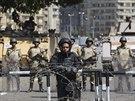 Egypt slav� 40. v�ro�� jomkipursk� v�lky. Arm�da se v�ak rad�ji p�ipravila na...