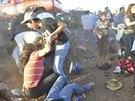 V Mexiku najel monster truck do diváků, zemřelo šest lidí (5. září)
