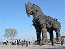 Vítězové středoškolské soutěže Aliante procestovali Turecko. Trojský kůň...