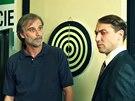 Vyšetřovatele si ve filmu Příběh kmotra zahrál Lukáš Vaculík. Poznáte, koho má...