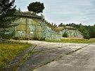 Bývalé vojenské letiště v Ralsku