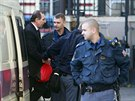 Stejně jako Pancové partnera Petra Kotta. Tomu soud žádost o propuštění zamítl.
