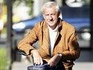 Po konci Nečasovy vlády tráví Leoš Heger víc času v Hradci, po městě jezdí na...