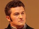 Piotr Beczala jako Lenskij v Evženu Oněginovi v newyorské Metropolitní opeře