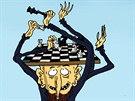 Z animovaného filmu Husiti Pavla Koutského