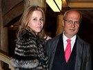 Michal Horáček a jeho manželka Michaela