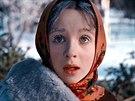 Natalija Sedychová ve filmu Mrazík (1964)