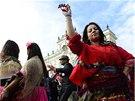 Pochod romské hrdosti Roma Pride 2013 (6. října)