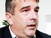 Předseda SPOZ Zdeněk Štengl.