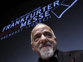 Frankfurtský kni�ní veletrh 2008 - spisovatel Paulo Coelho