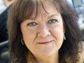 Marta Semelová (KSČM) při on-line rozhovoru se čtenáři iDNES.cz (7. října 2013)