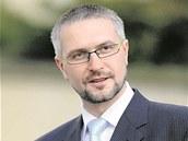 Ředitel Svatováclavského hudebního festivalu Igor Františák.