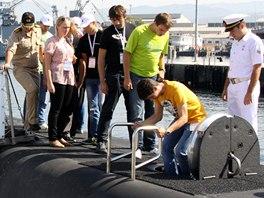 Vítězové středoškolské soutěže Aliante procestovali Turecko včetně námořní