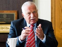Unie podle Václava Klause přispívá ke všemu špatnému, co se v české