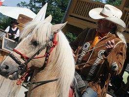 Westernová show v Pullman City