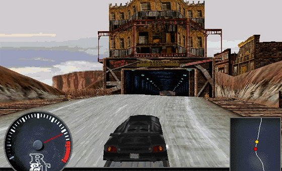 The Need for Speed z roku 1994