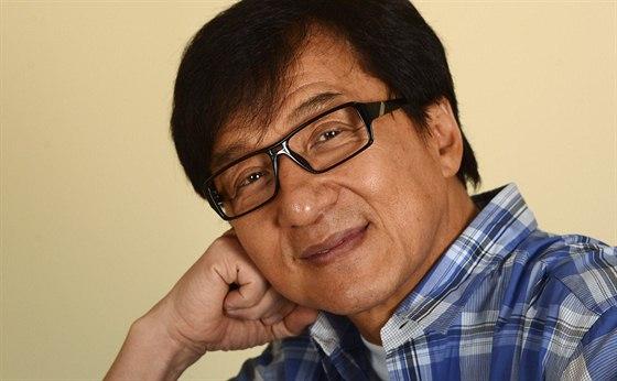 Jackie Chan (16. října 2013)