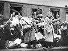 Transport do Rigy (1941)