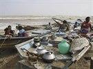 Úřady hlásí značné materiální škody, oběti na životech jsou však minimální díky...