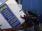 Proti pogromu musely podle médií zasahovat speciální policejní jednotky OMON,...