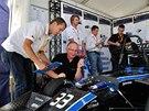 Formule studentského týmu ČVUT