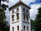 Nový zámek v Rudolticích